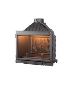 Wkład kominkowy Seguin Super 8 F0600 DAFS
