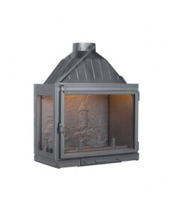 Wkład kominkowy Seguin Multivision 8000 F0801 / F0802