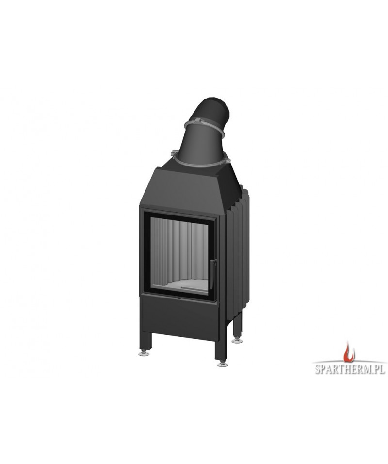 wk ad kominkowy spartherm mini z1 10 0 kw 4s linear. Black Bedroom Furniture Sets. Home Design Ideas