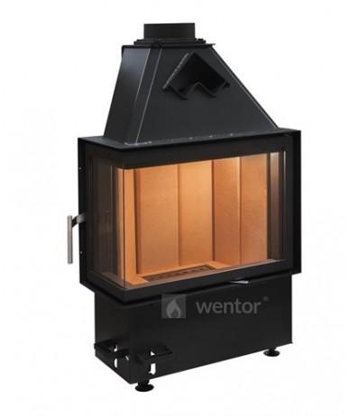 Wkład kominkowy KOBOK Corner 670/510 BS/330 P/L