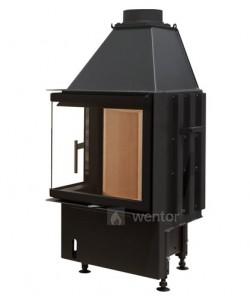 Wkład kominkowy Kobok Corner 550/510 BS/330 P/L
