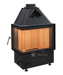 Wkład kominkowy Kobok Corner 670/510 BS/450 lewa