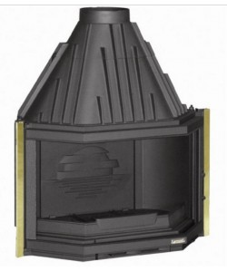 Wkład kominkowy LAUDEL 850 Pryzmat 6385-50