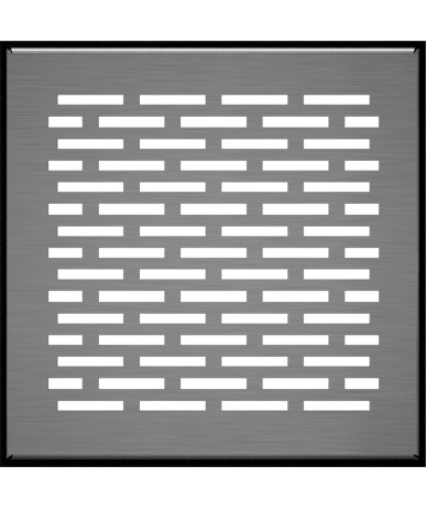 Kratka FLOOR szlifowana 17x17 cm