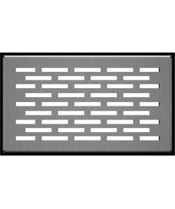 Kratka FLOOR szlifowana 17x11 cm