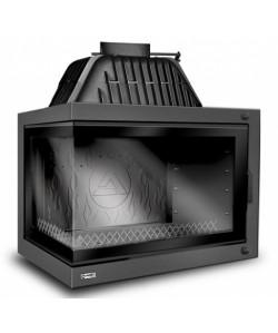 Wkład kominkowy Kompakt-W17 LB/PB premium 16kW Dekor Kawmet