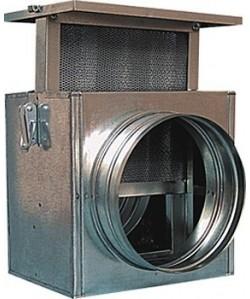 Filtr kominkowy fi 125 izolowany