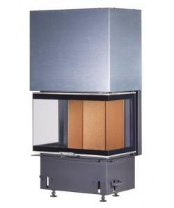 Wkład kominkowy Kobok Vision VD 805x510 SM BS/500
