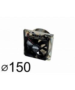 Wentylator kominkowy terminal Q150