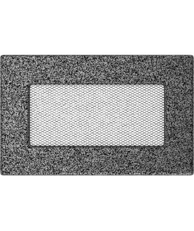 Kratka Czarno-srebrna 11x17 cm