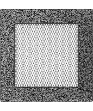 Kratka Czarno-srebrna 17x17 cm
