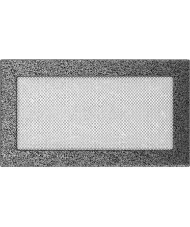Kratka Czarno-srebrna 17x30 cm