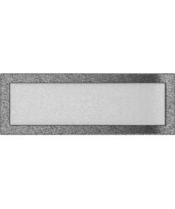 Kratka Czarno-srebrna 17x49 cm
