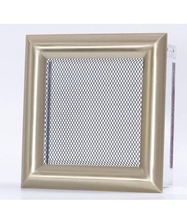 Kratka Antyczne złoto 17x17 cm