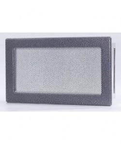 Kratka Czarno-srebrna 17x40 cm