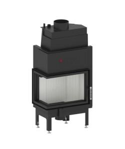 Wkład kominkowy Hitze AQUASYSTEM 54x39 L/R