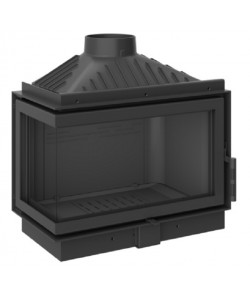 Wkład kominkowy KFD ECO max 7 L/R standard