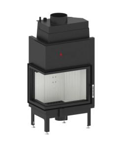 Wkład kominkowy Hitze AQUASYSTEM 59x43 L