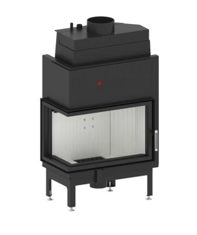 Wkład kominkowy Hitze AQUASYSTEM 68x43 L