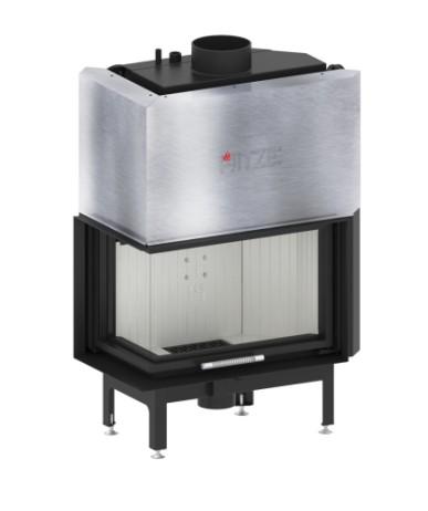 Wkład kominkowy Hitze AQUASYSTEM 68x43 LG/RG