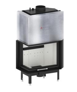 Wkład kominkowy Hitze AQUASYSTEM 68x53 LG/RG