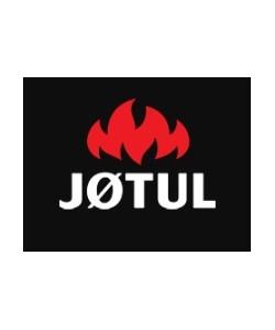 Wkład kominkowy lub piec Jøtul