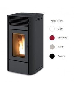 Piecyk na pellet RED Camelia Air blacha 8 kW