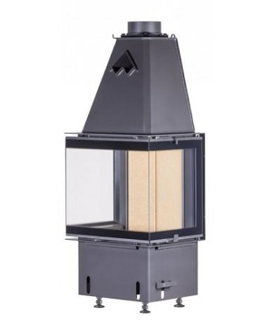 Wkład kominkowy Kobok Vision LD 600/510 SM BS/450