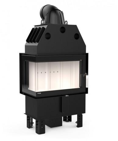Wkład kominkowy Defro Intra SM BL Mini