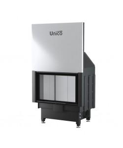 Wkład kominkowy Unico Dragon 4/16 Lift Raster