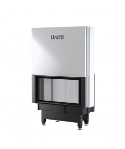 Wkład kominkowy Unico Dragon 6 XL Lift Raster