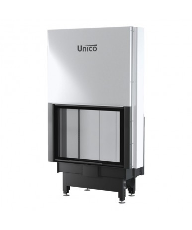 Wkład kominkowy Unico Dragon 6 XXL Lift Raster