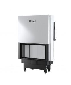 Wkład kominkowy Unico Nemo 6XL TopEco Lift Raster