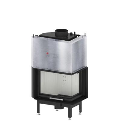 Wkład kominkowy Hitze AQUASYSTEM 59x43 RG