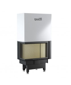 Wkład kominkowy Unico Nemo 2B lewy TopEco Lift Modern