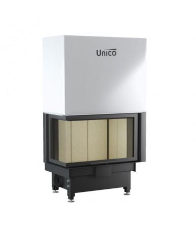 Wkład kominkowy Unico Nemo 4B/20 lewy TopEco Lift Modern