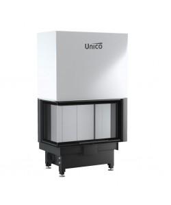 Wkład kominkowy Unico Nemo 4B/24 lewy TopEco Lift Raster