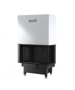 Wkład kominkowy Unico Dragon 4B prawy Slim Lift Optima