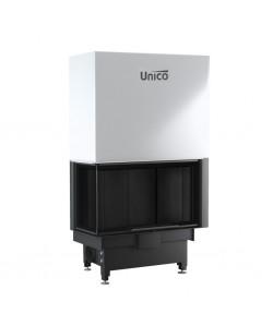 Wkład kominkowy Unico Dragon 4B lewy Slim Lift Optima