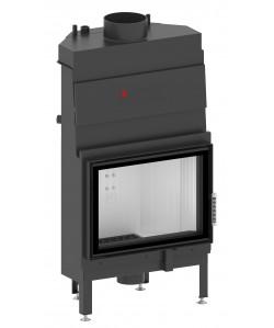 Wkład kominkowy Hitze AQUASYSTEM 59x43.S