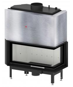 Wkład kominkowy Hitze AQUASYSTEM 90x41 RG