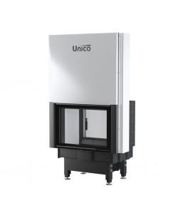 Wkład kominkowy Unico Dragon 2 Duo Lift Raster