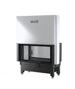 Wkład kominkowy Unico Dragon 9 Duo Lift Raster