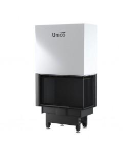Wkład kominkowy Unico Nemo 2B prawy TopEco Lift Optima