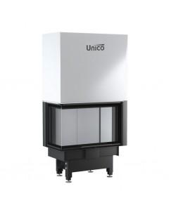 Wkład kominkowy Unico Nemo 2B lewy TopEco Lift Raster