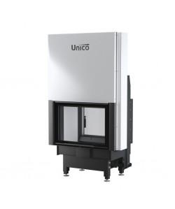 Wkład kominkowy Unico Nemo 2 Duo Lift Raster