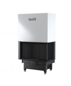Wkład kominkowy Unico Nemo 4B/24 prawy TopEco Lift Optima