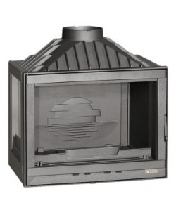 Wkład kominkowy LAUDEL 700 Compact lewy/prawy 6277-54/6276-54