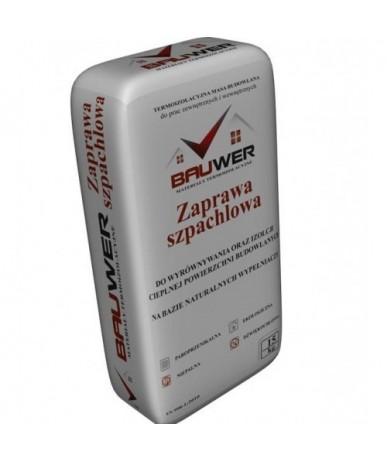 Termoizolacyjna zaprawa szpachlowa BAUWER 15kg
