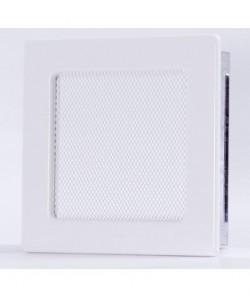 Kratka Biała 17x17 cm